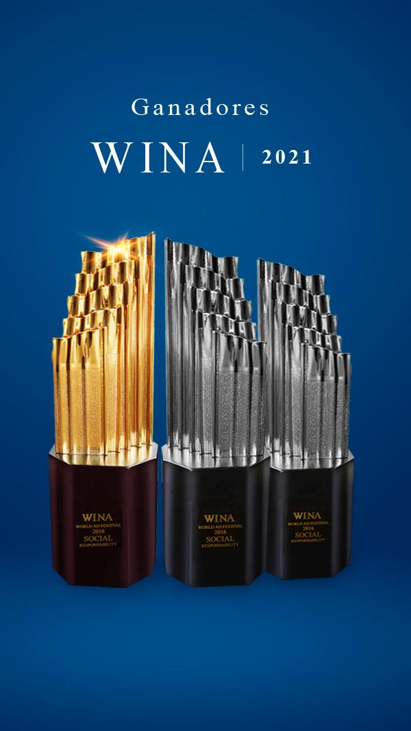 Agencia de marketing digital con premios Wina